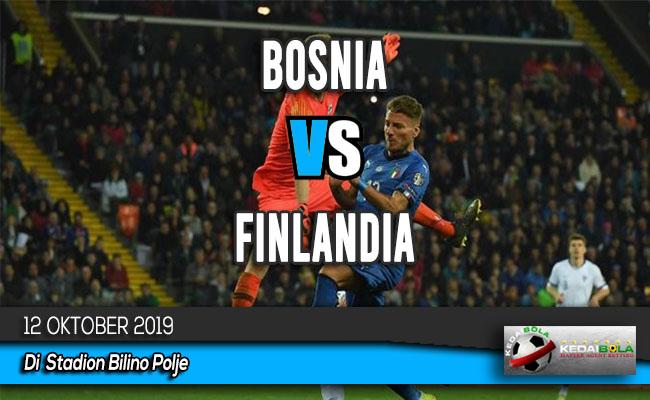 Prediksi Skor Bola Bosnia vs Finlandia 12 Oktober 2019
