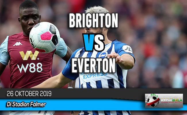 Prediksi Skor Bola Brighton vs Everton 26 Oktober 2019