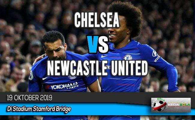 Prediksi Skor Bola Chelsea vs Newcastle United 19 Oktober 2019