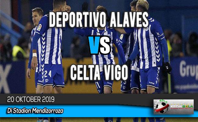 Prediksi Skor Bola Deportivo Alaves vs Celta Vigo 20 Oktober 2019