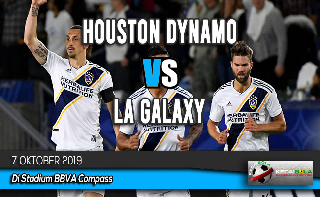 Prediksi Skor Bola Houston Dynamo vs LA Galaxy 7 Oktober 2019