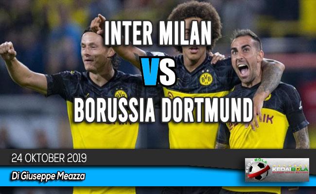 Prediksi Skor Bola Inter Milan vs Borussia Dortmund 24 Oktober 2019