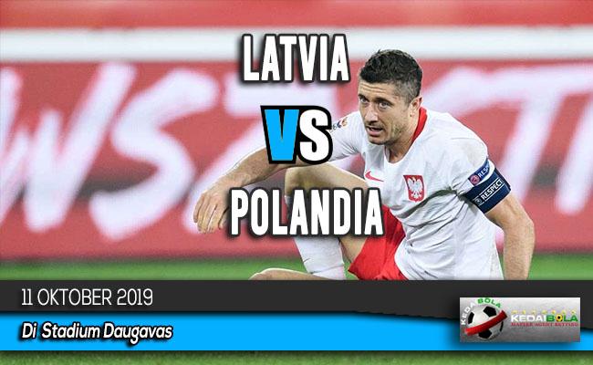 Prediksi Skor Bola Latvia vs Polandia 11 Oktober 2019