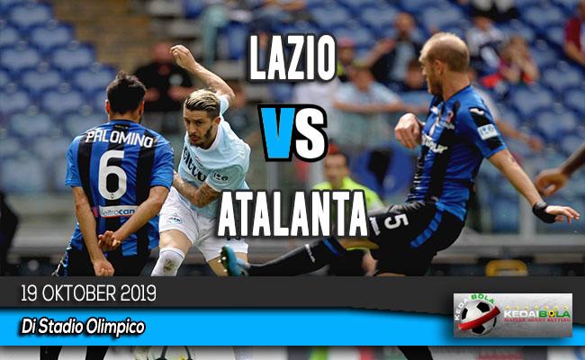 Prediksi Skor Bola Lazio vs Atalanta 19 Oktober 2019