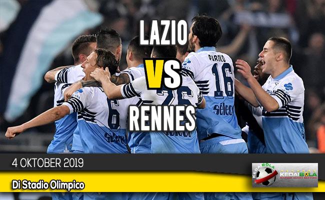 Prediksi Skor Bola Lazio vs Rennes 4 Oktober 2019