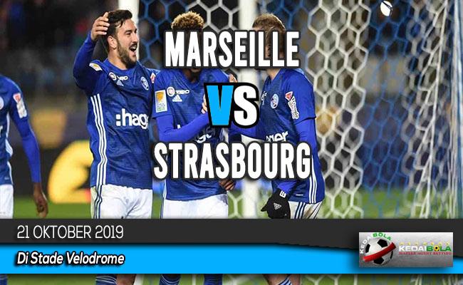 Prediksi Skor Bola Marseille vs Strasbourg 21 Oktober 2019