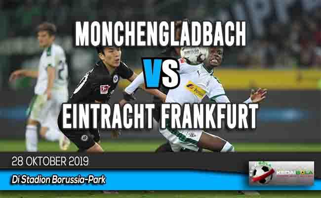 Prediksi Skor Bola Monchengladbach vs Eintracht Frankfurt 28 Oktober 2019