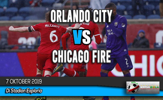 Prediksi Skor Bola Orlando City vs Chicago Fire 7 Oktober 2019
