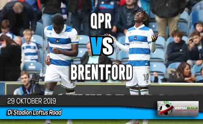 Prediksi Skor Bola QPR vs Brentford 29 Oktober 2019