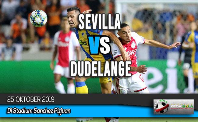 Prediksi Skor Bola Sevilla vs Dudelange 25 Oktober 2019