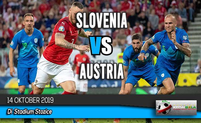 Prediksi Skor Bola Slovenia vs Austria 14 Oktober 2019