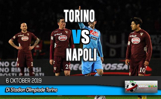 Prediksi Skor Bola Torino vs Napoli 6 Oktober 2019