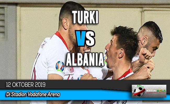 Prediksi Skor Bola Turki vs Albania 12 Oktober 2019