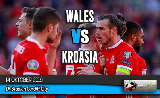 Prediksi Skor Bola Wales vs Kroasia 14 Oktober 2019