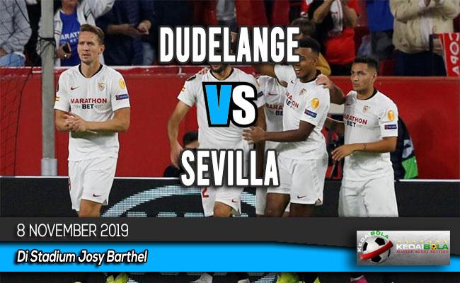 Prediksi Skor Bola Dudelange vs Sevilla 8 November 2019