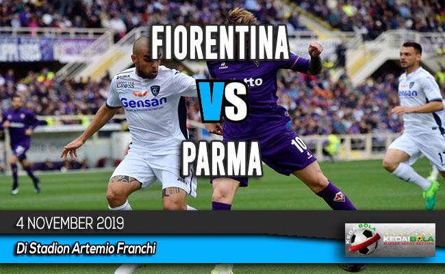 Prediksi Skor Bola Fiorentina vs Parma 4 November 2019