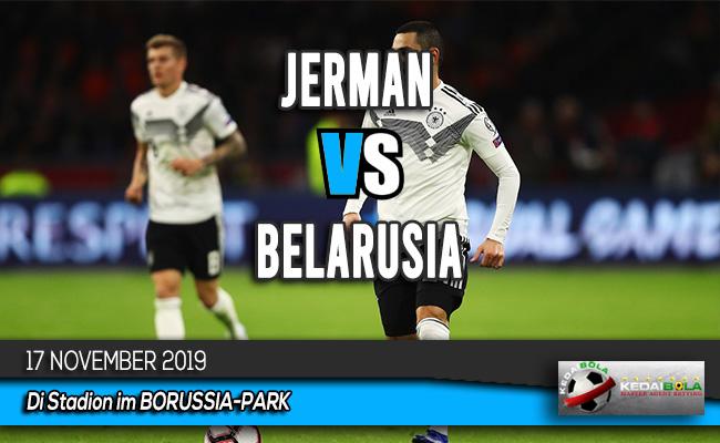 Prediksi Skor Bola Jerman vs Belarusia 17 November 2019