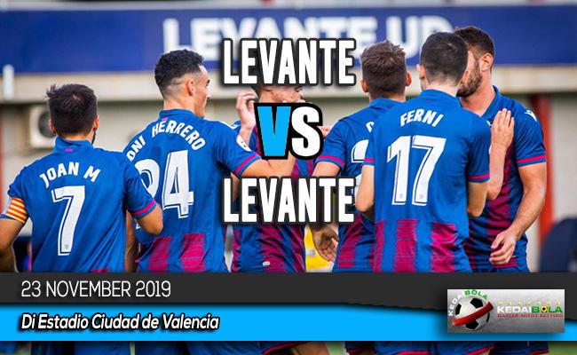 Prediksi Skor Bola Levante vs Mallorca 23 November 2019