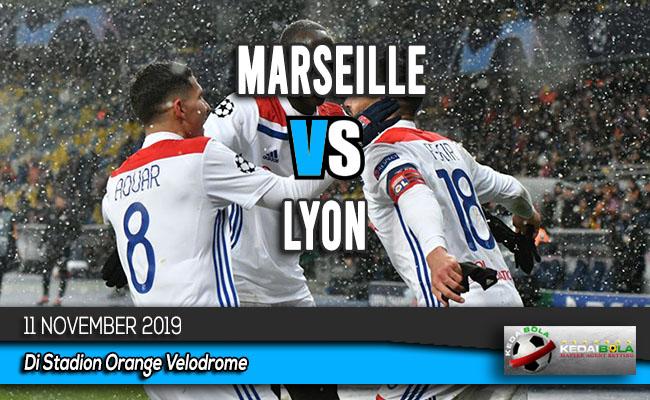 Prediksi Skor Bola Marseille vs Lyon 11 November 2019