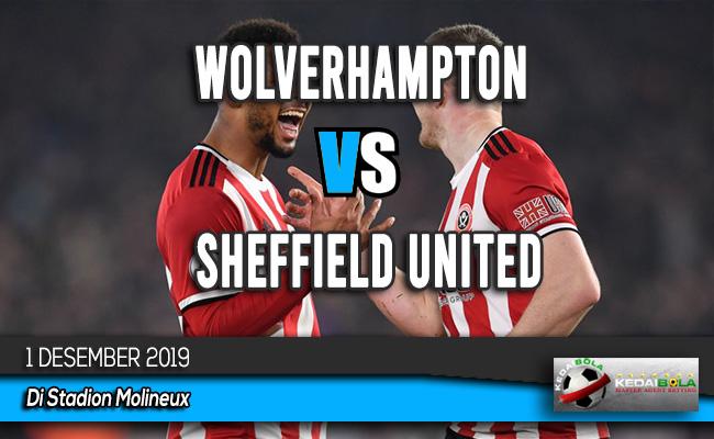 Prediksi Skor Bola Wolverhampton vs Sheffield United 1 Desember 2019