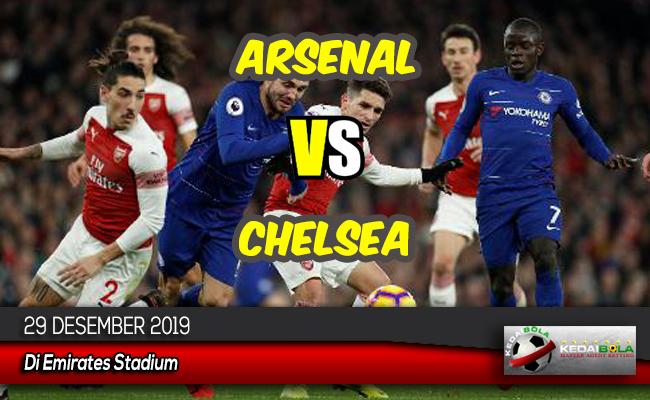 Prediksi Skor Bola Arsenal vs Chelsea 29 Desember 2019