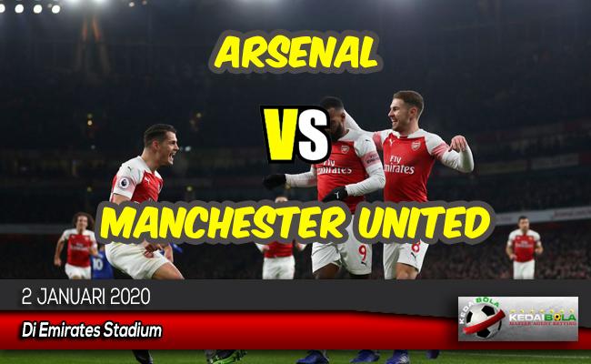 Prediksi Skor Bola Arsenal vs Manchester United 2 Januari 2020