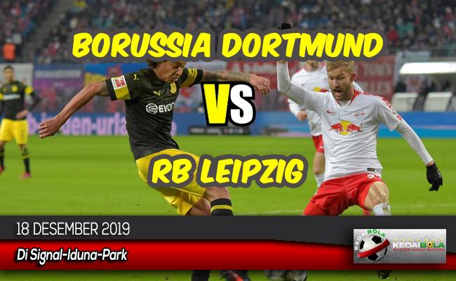 Prediksi Skor Bola Borussia Dortmund vs RB Leipzig 18 Desember 2019
