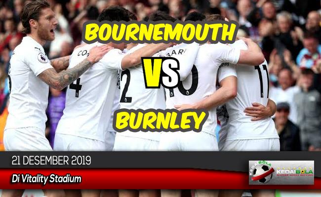 Prediksi Skor Bola Bournemouth vs Burnley 21 Desember 2019