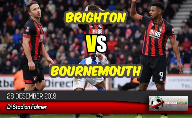 Prediksi Skor Bola Brighton vs Bournemouth 28 Desember 2019