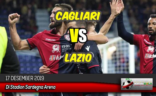 Prediksi Skor Bola Cagliari vs Lazio 17 Desember 2019
