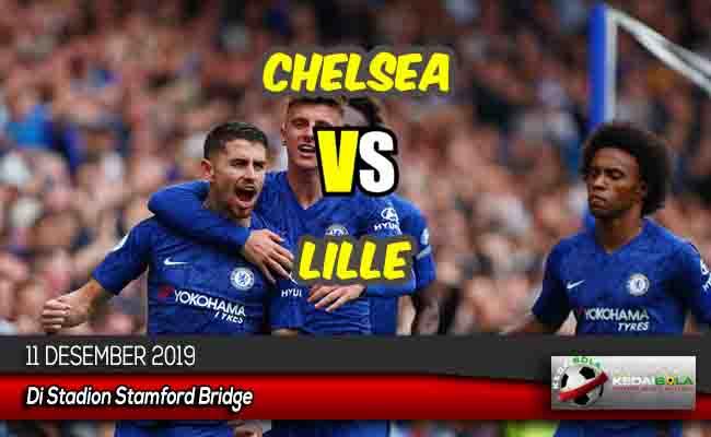 Prediksi Skor Bola Chelsea vs Lille 11 Desember 2019