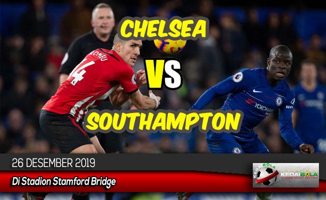 Prediksi Skor Bola Chelsea vs Southampton 26 Desember 2019