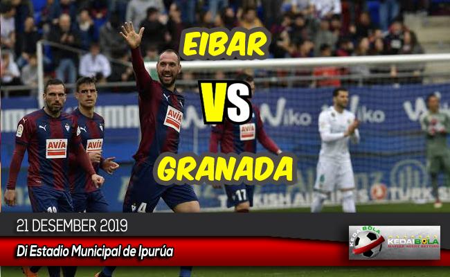 Prediksi Skor Bola Eibar vs Granada 21 Desember 2019
