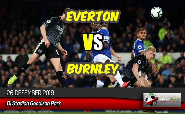 Prediksi Skor Bola Everton vs Burnley 26 Desember 2019