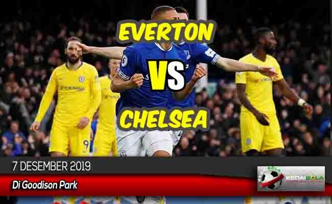 Prediksi Skor Bola Everton vs Chelsea 7 Desember 2019