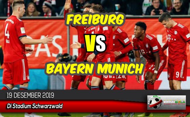 Prediksi Skor Bola Freiburg vs Bayern Munich 19 Desember 2019