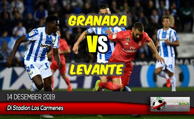 Prediksi Skor Bola Granada vs Levante 14 Desember 2019