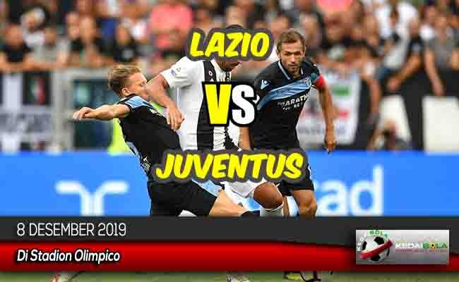 Prediksi Skor Bola Lazio vs Juventus 8 Desember 2019