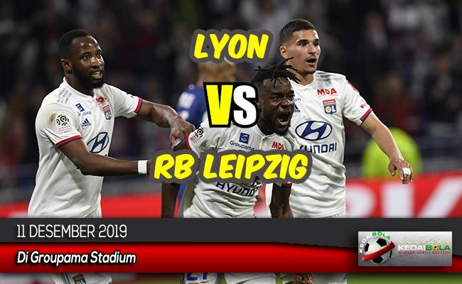 Prediksi Skor Bola Lyon vs RB Leipzig 11 Desember 2019