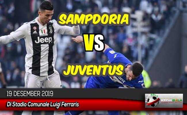 Prediksi Skor Bola Sampdoria vs Juventus 19 Desember 2019
