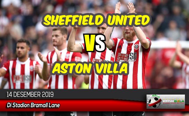 Prediksi Skor Bola Sheffield United vs Aston Villa 14 Desember 2019