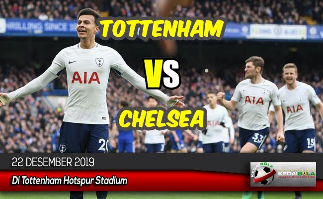 Prediksi Skor Bola Tottenham vs Chelsea 22 Desember 2019