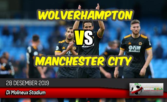 Prediksi Skor Bola Wolverhampton vs Manchester City 28 Desember 2019
