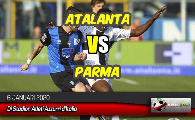 Prediksi Skor Bola Atalanta vs Parma 6 Januari 2020