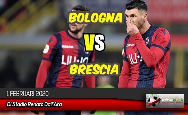 Prediksi Skor Bola Bologna vs Brescia 1 Februari 2020