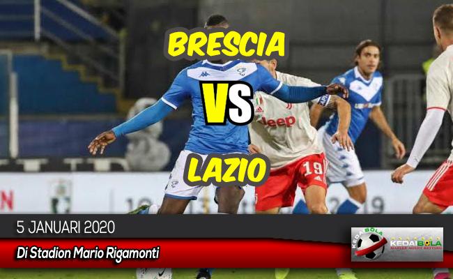 Prediksi Skor Bola Brescia vs Lazio 5 Januari 2020