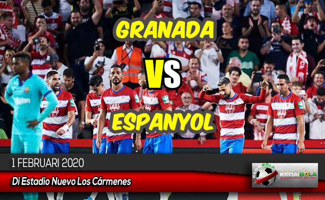 Prediksi Skor Bola Granada vs Espanyol 1 Februari 2020