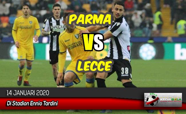 Prediksi Skor Bola Parma vs Lecce 14 Januari 2020