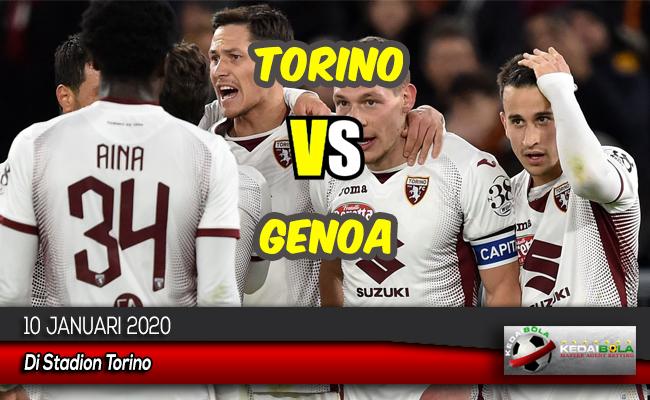 Prediksi Skor Bola Torino vs Genoa 10 Januari 2020