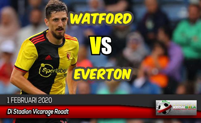 Prediksi Skor Bola Watford vs Everton 1 Februari 2020